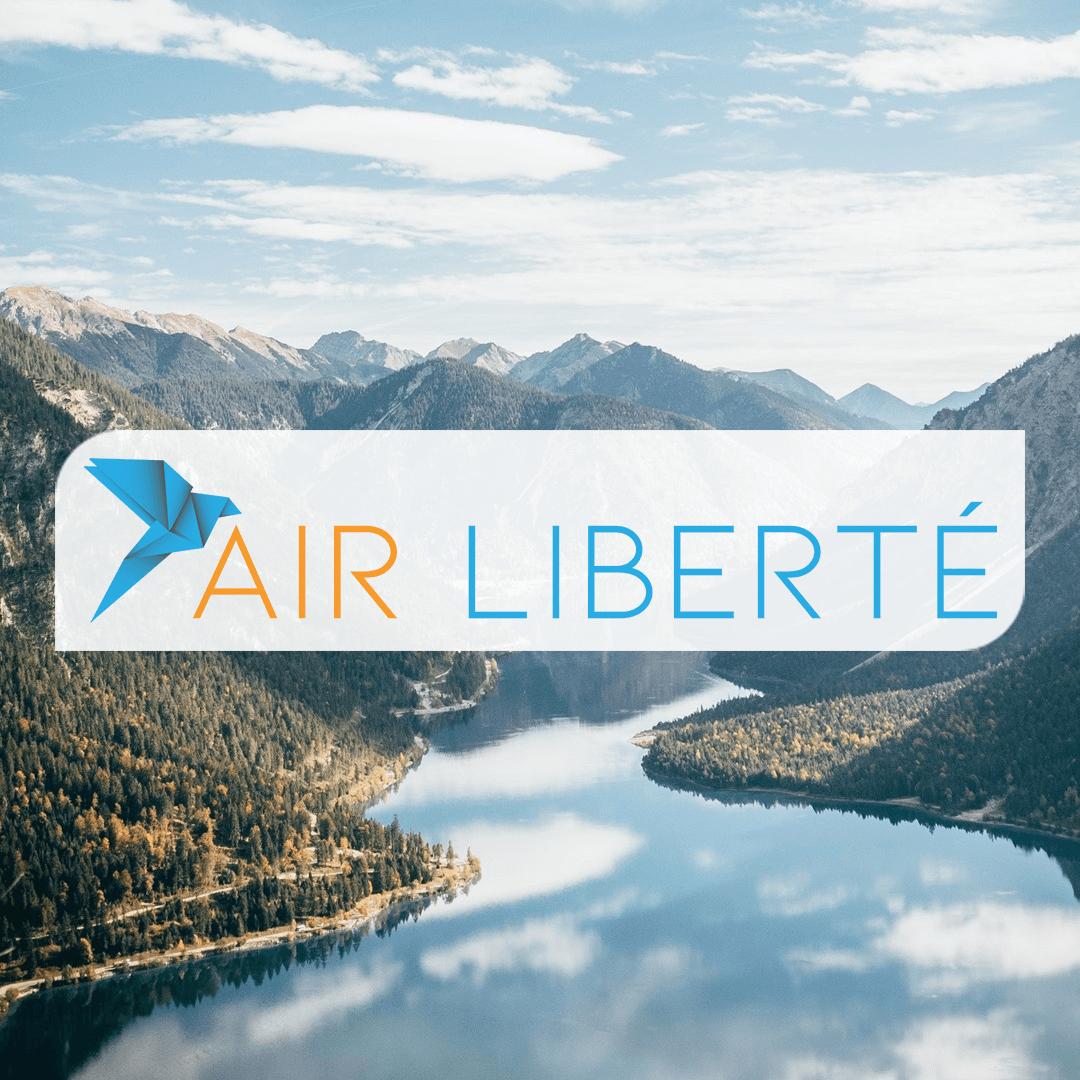 Air Liberté - Airline Concept